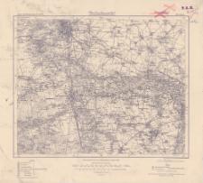 Karte des Deutschen Reiches, 389. Halle