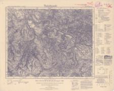 Karte des Deutschen Reiches, 444. Königstein