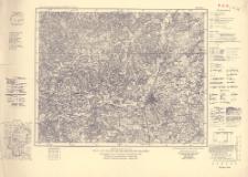Karte des Deutschen Reiches 1:100 000, 460. Gießen