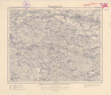 Karte des Deutschen Reiches, 452. Kreuzburg i Schles