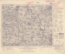Karte des Deutschen Reiches 1:100 000, 252. Exin