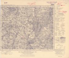 Karte des Deutschen Reiches 1:100 000, 277. Gnesen