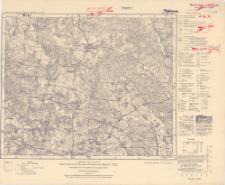 Karte des Deutschen Reiches 1:100 000, 298. Meseritz