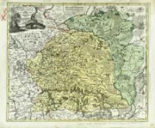 Magnus Ducatus Lithuania in suos Palatinatus et Castellanias divisanon solum accuratissime delineata, sed etiam plurimis in aliis Mappis omissis locis aucta