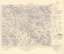 Karte des Deutschen Reiches 1:100 000, 300. Buk