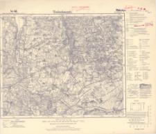 Karte des Deutschen Reiches ; 323. Wollstein