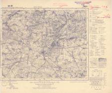 Karte des Deutschen Reiches 1:100 000, 348. Lissa