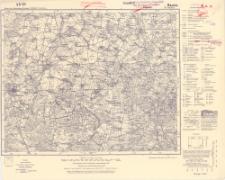 Karte des Deutschen Reiches 1:100 000, 374. Rawitsch