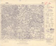 Karte des Deutschen Reiches 1:100 000, 401. Kempen