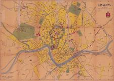 Najnowszy plan Krakowa