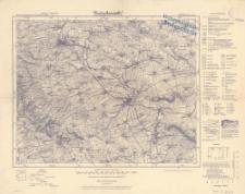 Karte des Deutschen Reiches, 411. Mühlhausen i Thrg.