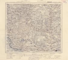 Karte des Deutschen Reiches. 10, Medischkehmen-Tauroggen