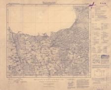 Karte des Deutschen Reiches. 30, Labiau
