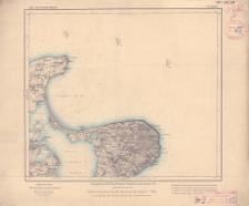 Karte des Deutschen Reiches. 42, Sagard