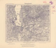 Karte des Deutschen Reiches 1:100 000, 146. Schwerin i Meckl.