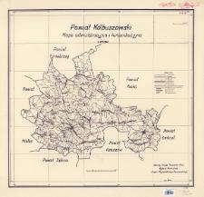 Powiat kolbuszowski : mapa administracyjna i komunikacyjna 1:100.000