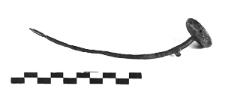 pin with a saber shaft (Kunowo) - chemical analysis
