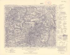 Karte des Deutschen Reiches 1:100 000, 370. Sorau