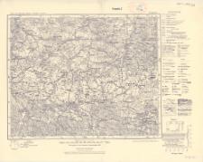 Karte des Deutschen Reiches 1:100 000, 371. Sprottau