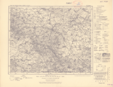 Karte des Deutschen Reiches 1:100 000, 372. Glogau