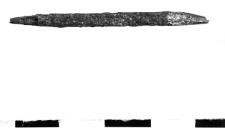 small awl (Stary Brześć) - chemical analysis