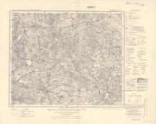 Karte des Deutschen Reiches 1:100 000, 246. Königsberg i.d. Neum.