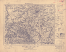 Karte des Deutschen Reiches, 422. Liegnitz