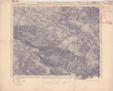 Karte des Deutschen Reiches, 447. Hirscheberg in. Schl.