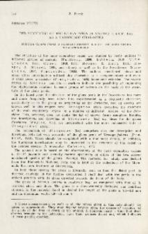 The structure of the glans penis in Neomys Kaup. 1929 as a taxonomic character; Budowa glans penis u rodzaju Neomys Kaup, 1929, jako cecha taksonomiczna