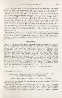 Neue Daten über die Gattung Neomys Kaup (1829) in der Rumänischen Volksrepublik; Nowe dane o rodzaju Neomys Kaup (1829) z Rumunii