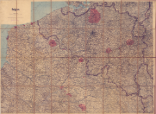 Belgien : Maßstab 1:300 000