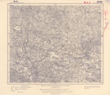 Karte des Deutschen Reiches, 134. Allenstein