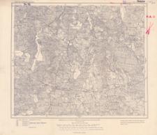 Karte des Deutschen Reiches, 168. Ortelsburg
