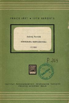 Echografia Dopplerowska