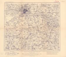 Karte des Deutschen Reiches, 50. Königsberg i. Pr.