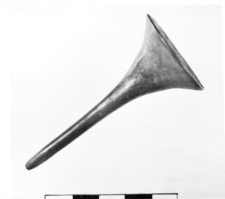 funnel pendant (Jaworze Dolne) - metallographic analysis