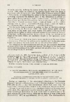 A case of bilateral traumatic regeneration of the ossis intermaxillares in the red deer ( Cervus elaphus Linnaeus, 1758); Przypadek obustronnej regeneracji traumatycznej kości międzyszczękowych u jelenia, Cervus elaphus Linnaeus, 1758