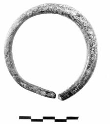 armlet fragment (Międzyzdroje) - metallographic analysis
