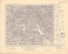Karte des Deutschen Reiches 1:100 000, 158. Tempelburg