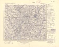 Karte des Deutschen Reiches 1:100 000, 123. Griefenberg i. Pom.