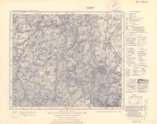 Karte des Deutschen Reiches 1:100 000, 130. Pr. Stargard