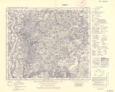 Karte des Deutschen Reiches 1:100 000, 131. Stuhm