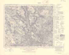Karte des Deutschen Reiches 1:100 000, 157. Lobes