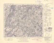 Karte des Deutschen Reiches 1:100 000, 164. Marienweder