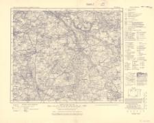 Karte des Deutschen Reiches 1:100 000, 196. Briesen