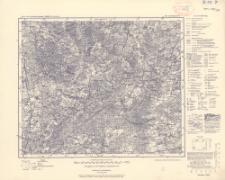 Karte des Deutschen Reiches 1:100 000, 209. Amelinghausen
