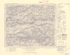 Karte des Deutschen Reiches 1:100 000, 224. Nakel a.d. Netze