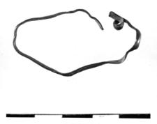 wire fragment (Jaworze Dolne) - chemical analysis