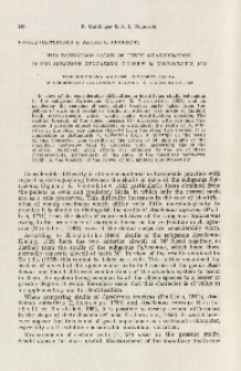 The taxonomic value of teeth measurements in the subgenus Sylvaemus Ognev & Vorobiev, 1923