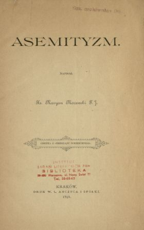Asemityzm